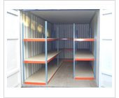 Document Storage - 150sqft Document Storage Unit with shelves